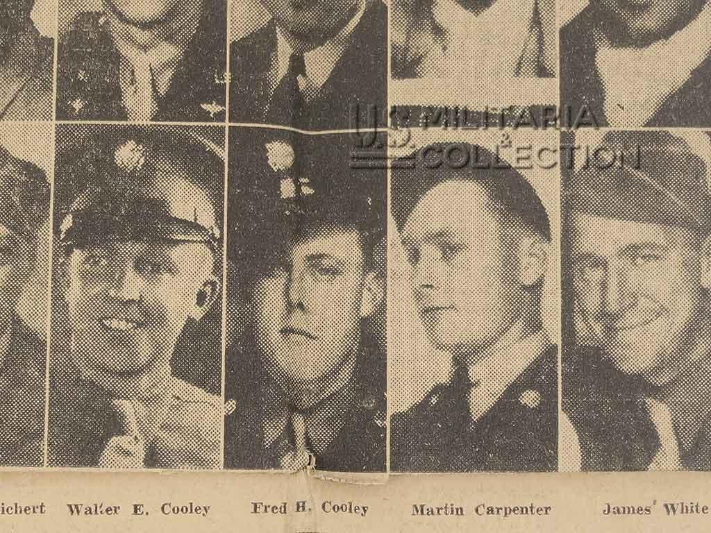 Carte d'identité US Army