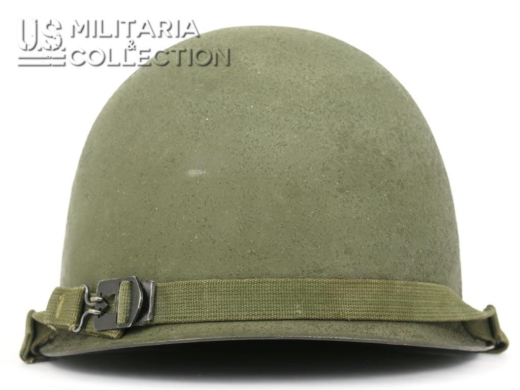 Casque first lieutenant Schlueter, 1944