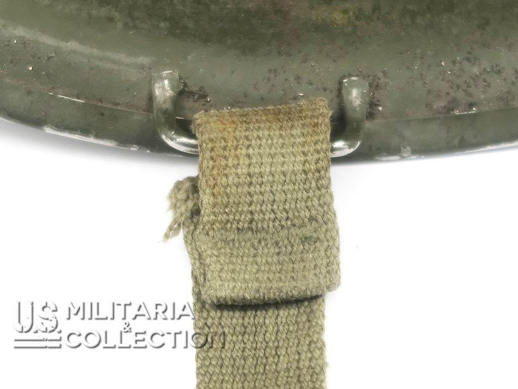 Casque M1 pattes fixes nominatif et son liner