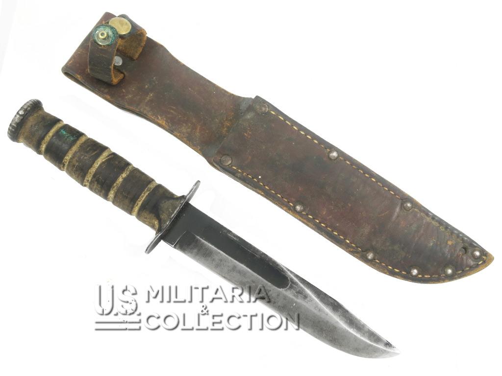 Couteau USMC 2e Marine Regiment