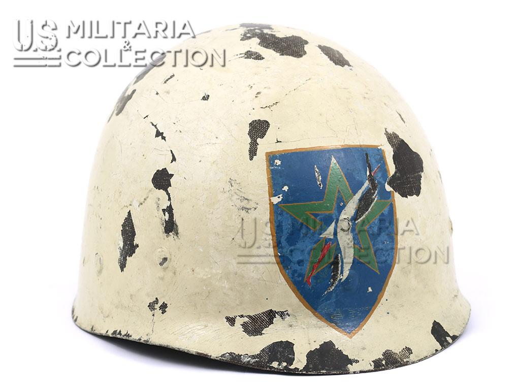 Liner 1re armée française complet, insigne 2e DIM