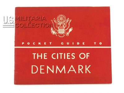 Livret guide to the cities of Denmark