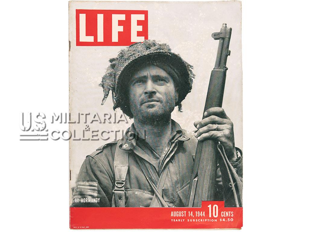 Magazine Life 14 août 1944