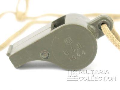 Sifflet US NAVY 1944