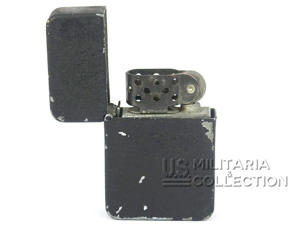 Briquet US Army Zephyr, Black Crackle lighter