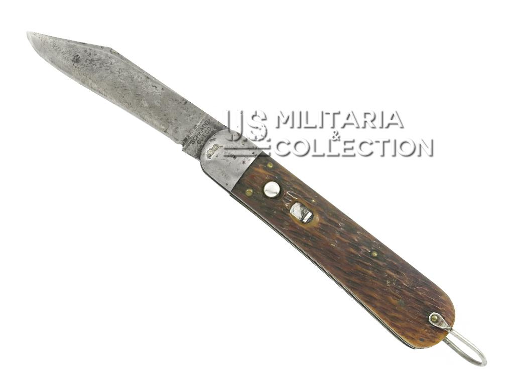 Canif M2 parachutiste Schrade Cut. Co.