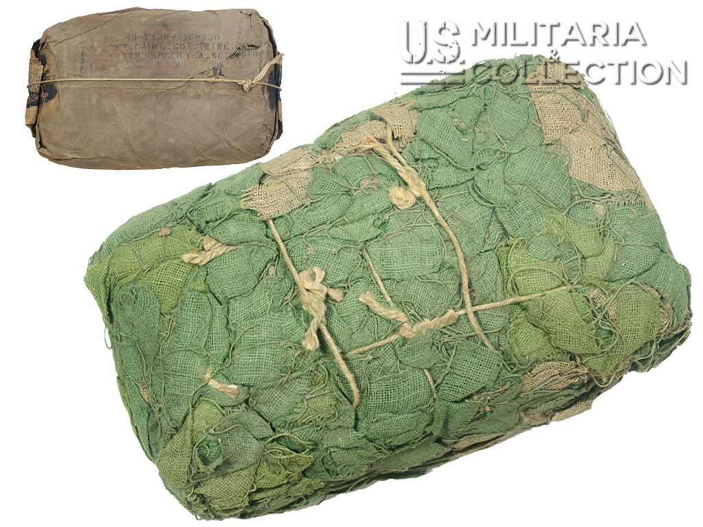 Filet de camouflage US