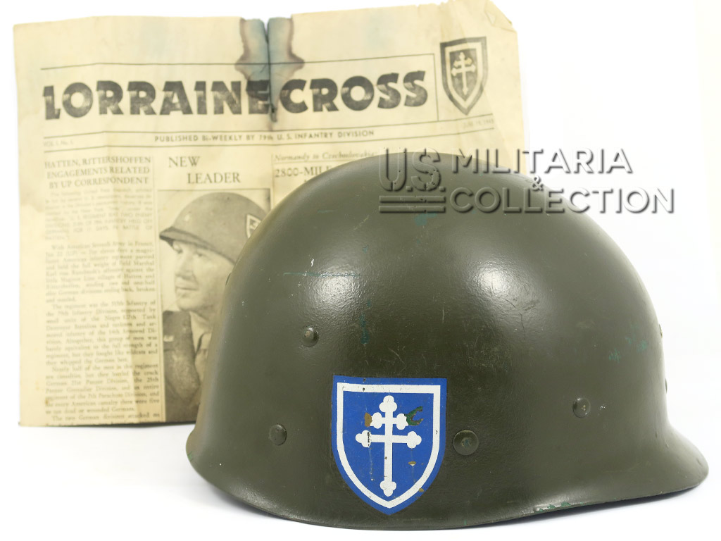 Liner Cross of Lorraine, 79th division,