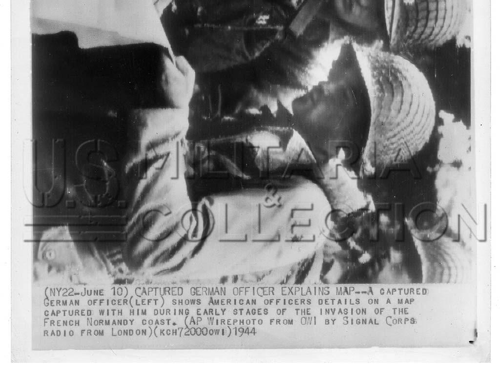 Normandie 10 juin 1944