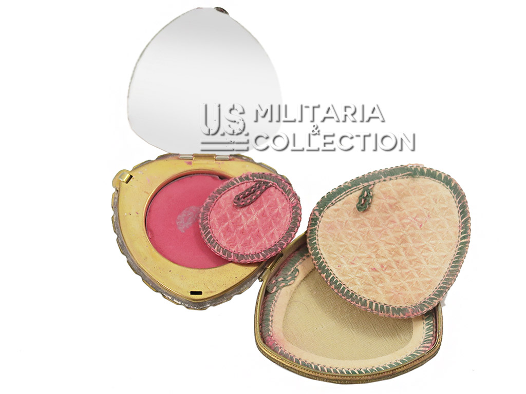 Poudrier maquillage US ARMY