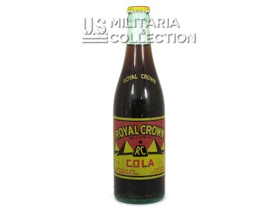 Royal Crown Cola bouteille US