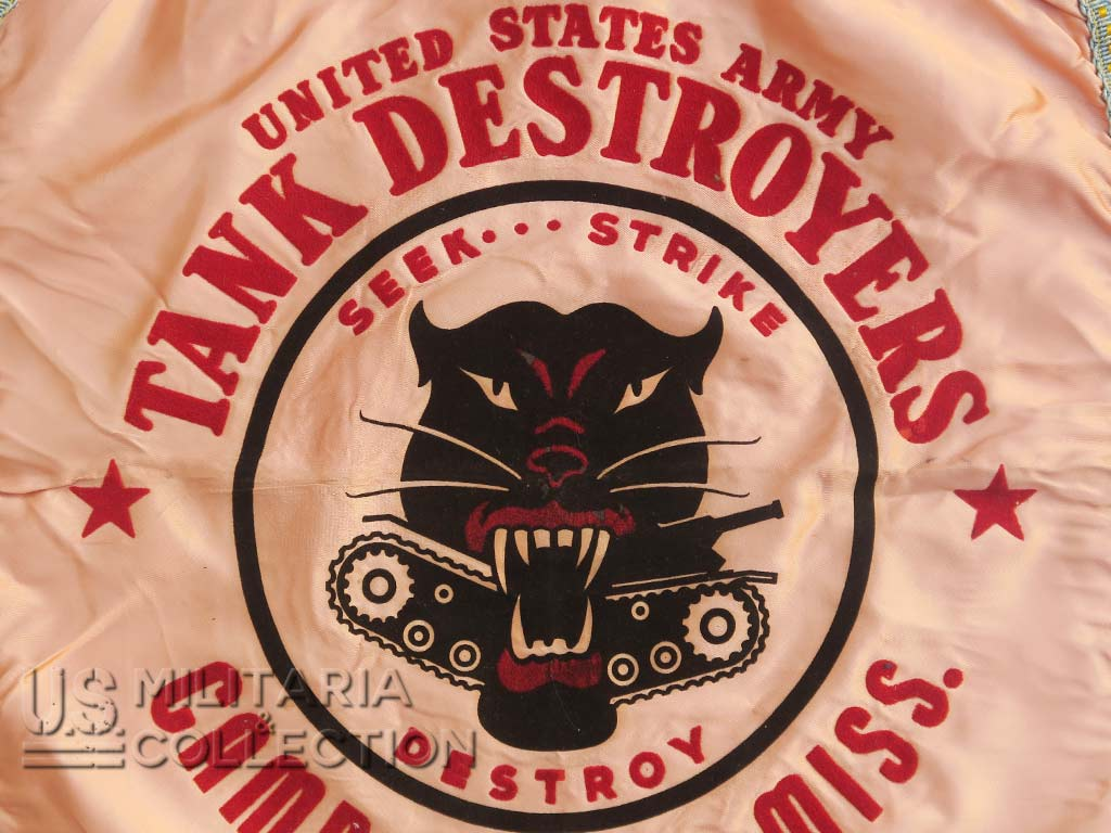 Tank Destroyer Camp Shelby