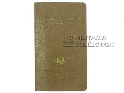 Bible US ARMY Catholique