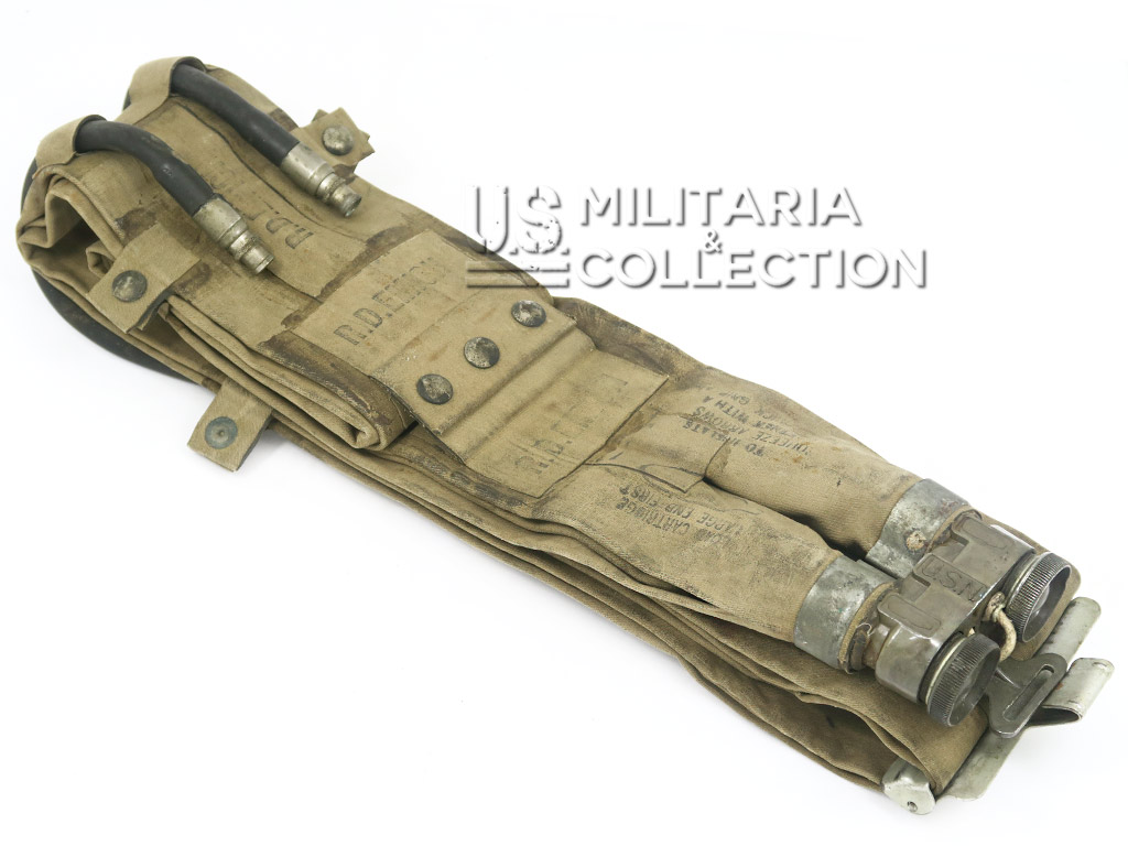 Bouée de sauvetage US M-1926, datée 1943