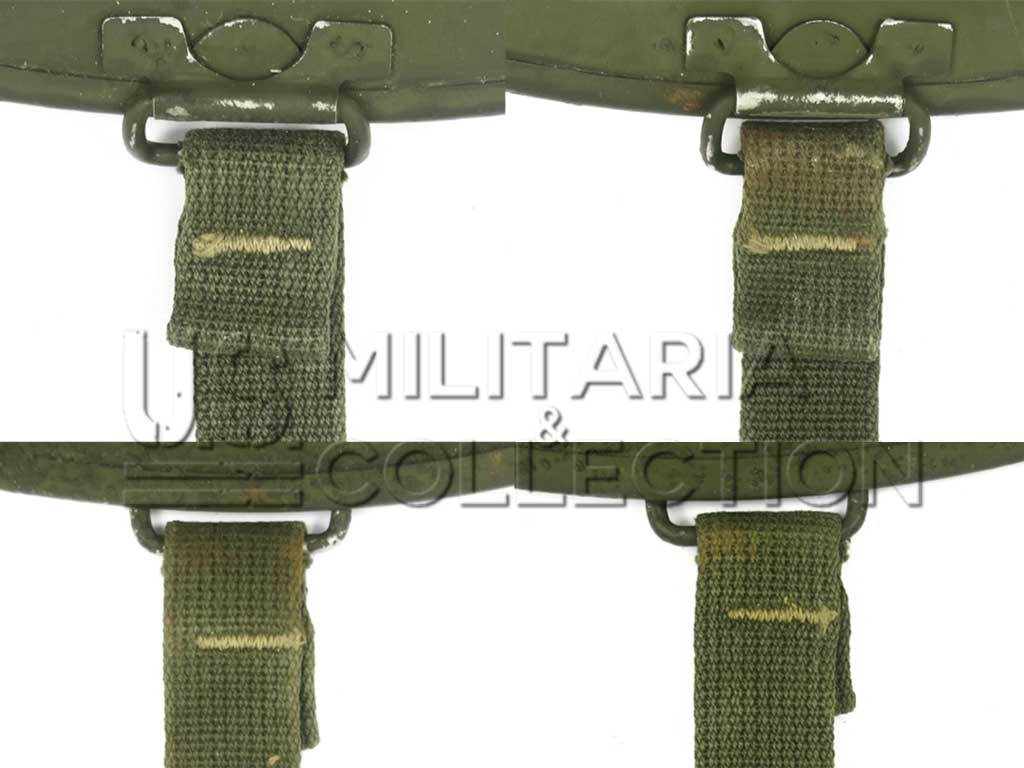 Casque USM1 Schlueter 1944 pattes mobiles