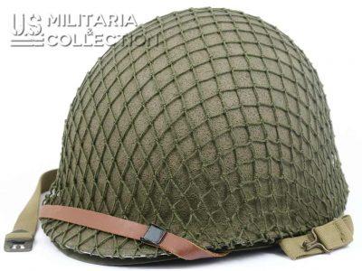 Filet casque parachutiste ou infanterie modèle original.