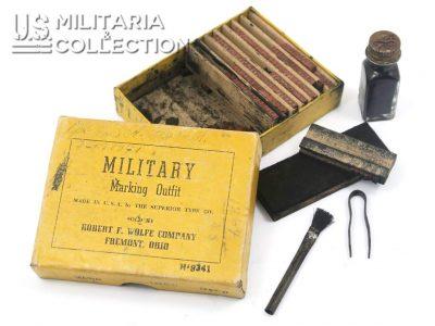 Kit de Marquage US ARMY