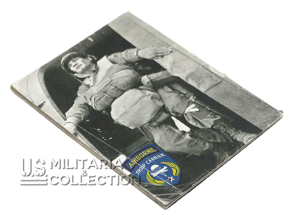 50th Troop Carrier Wing, livret historique