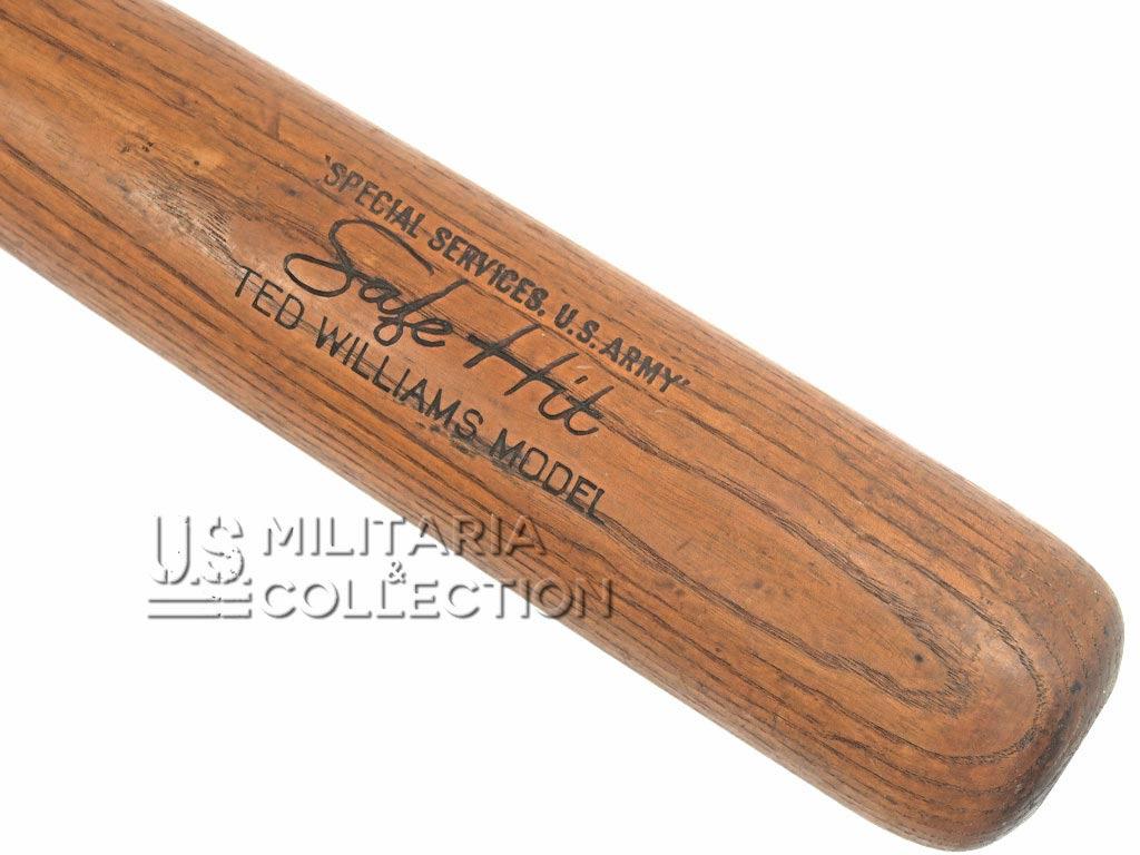 Batte de Baseball US, Special Services US ARMY