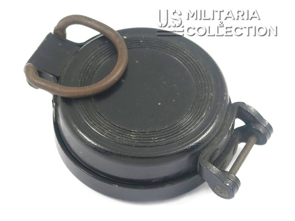 Boussole de marche et sa pochette, US ARMY