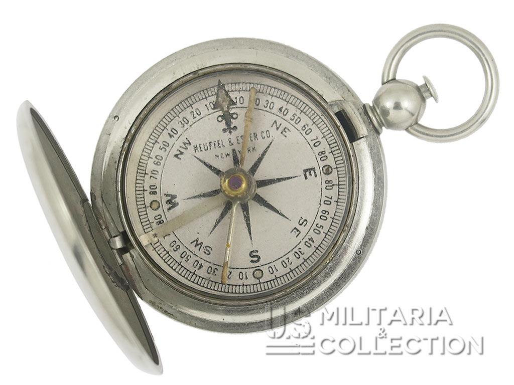 Boussole de poche USAAF, Keuffel & Esser