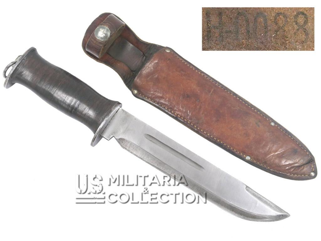 Couteau de combat type EGW