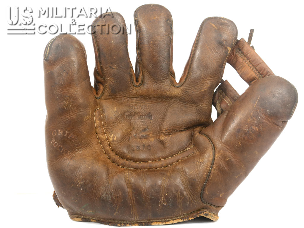 Gant de Softball US ARMY, GOLD SMITH