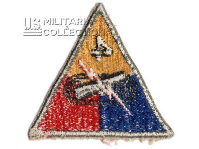 Insigne 4e Division Blindée US
