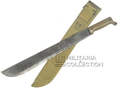 Machette US M-1942 et son fourreau BOYT 42