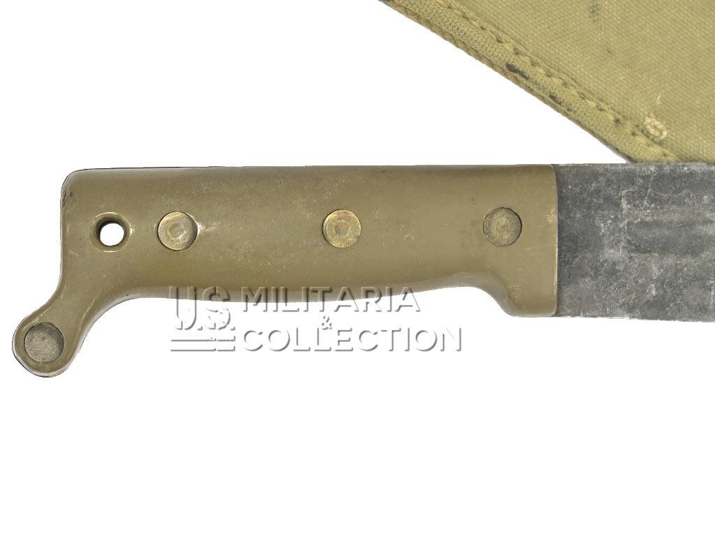 Machette US M-1942 et son fourreau BOYT 42