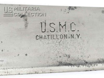 Machette USMC Medical Corps