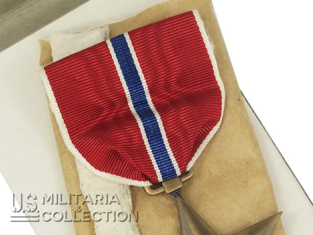 Médaille Bronze Star, neuve de stock