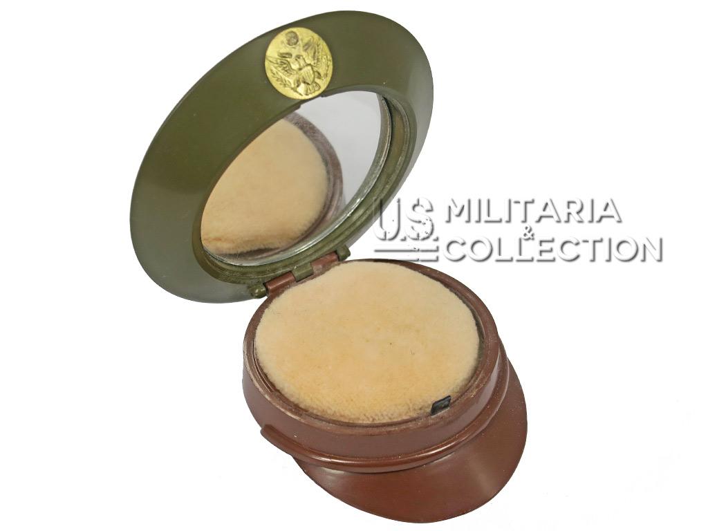 Poudrier féminin US ARMY
