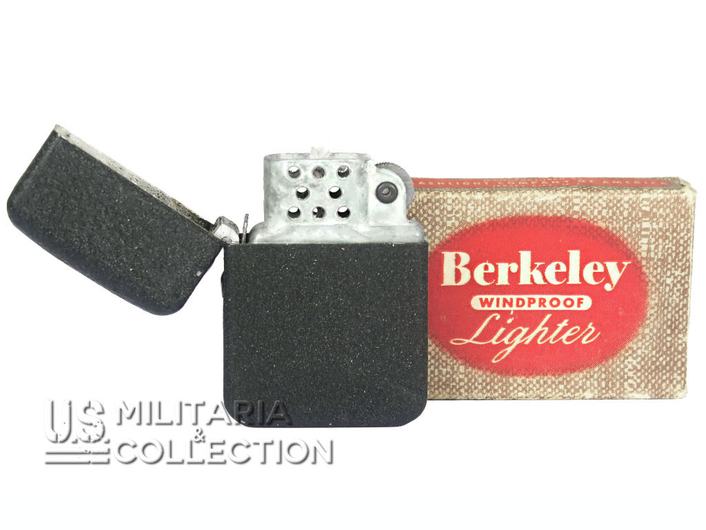 Briquet US Berkeley, neuf de stock.