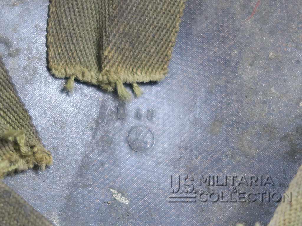 Casque M1 avec impact