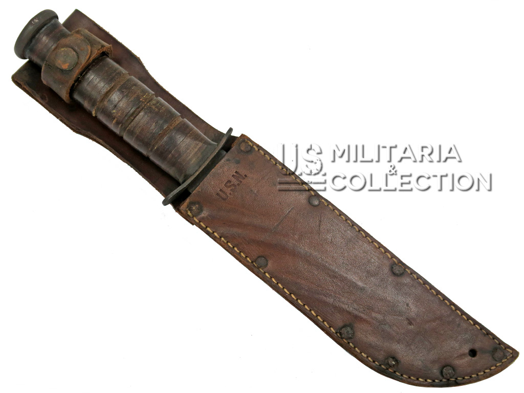 "Couteau KA-BAR ""Fat Boy"", USN MK2"