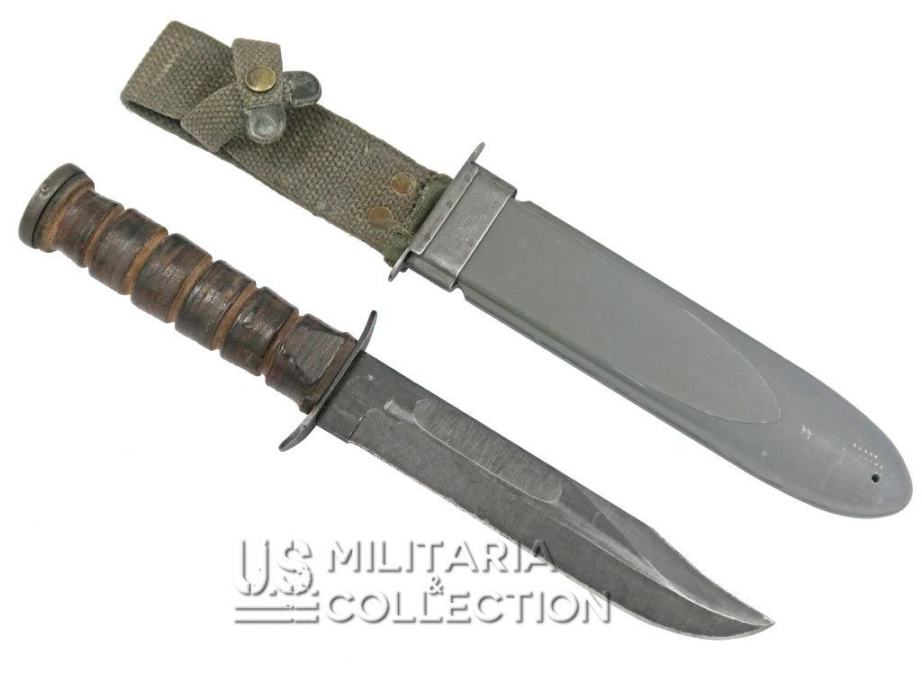 Couteau USN MK2 R.C.C. Robeson Cutlery Co.
