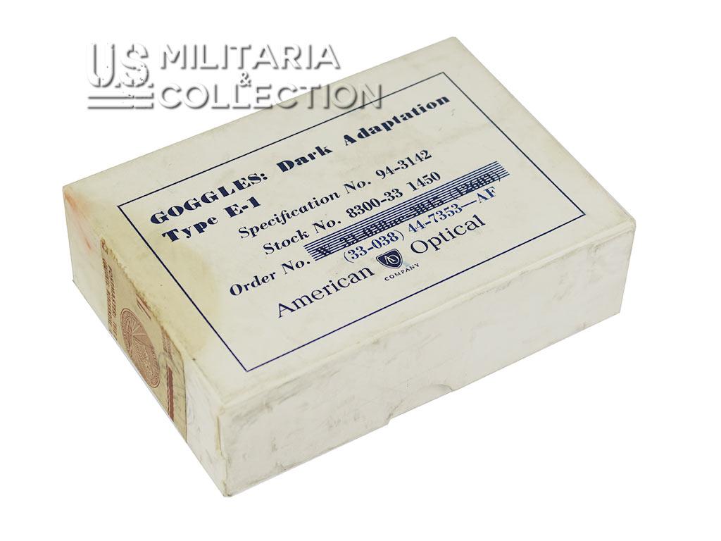 Lunettes Type E1 USAAF
