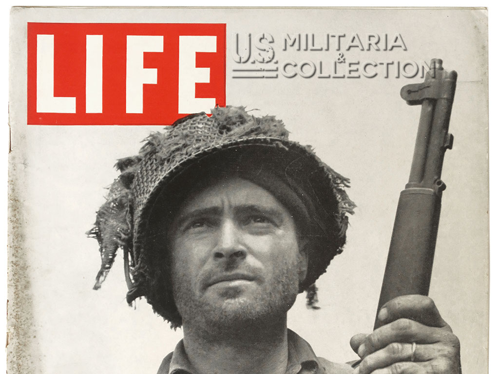 Magazine Life août 1944
