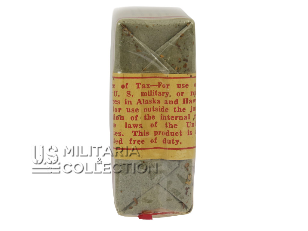Paquet de cigarettes US, Lucky Strike