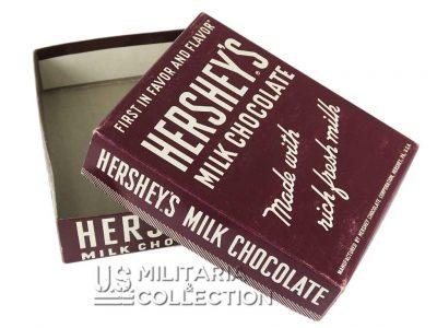 Boite chocolat US HERSHEY'S