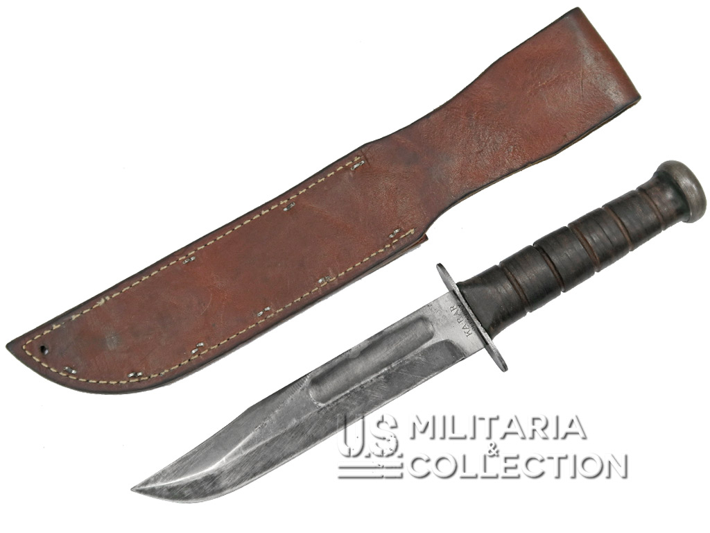 Couteau KA-BAR USMC & fourreau