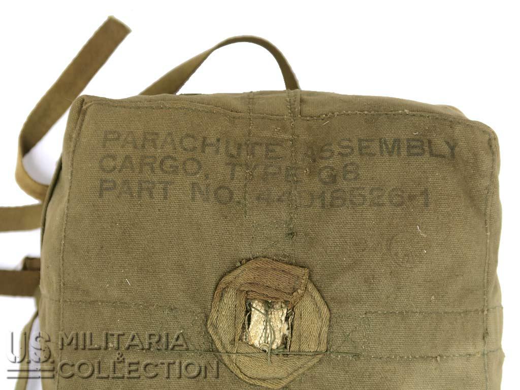 Enveloppe parachute de container, Type G8