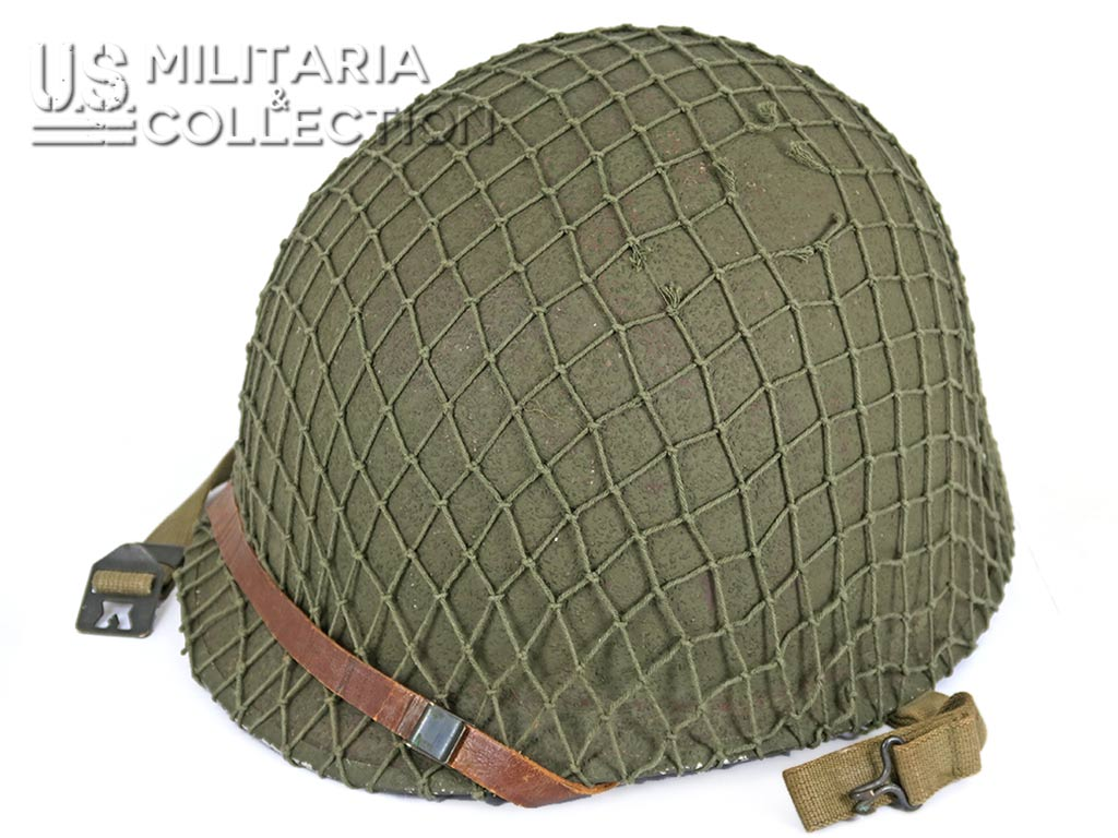 Filet casque parachutiste ou infanterie