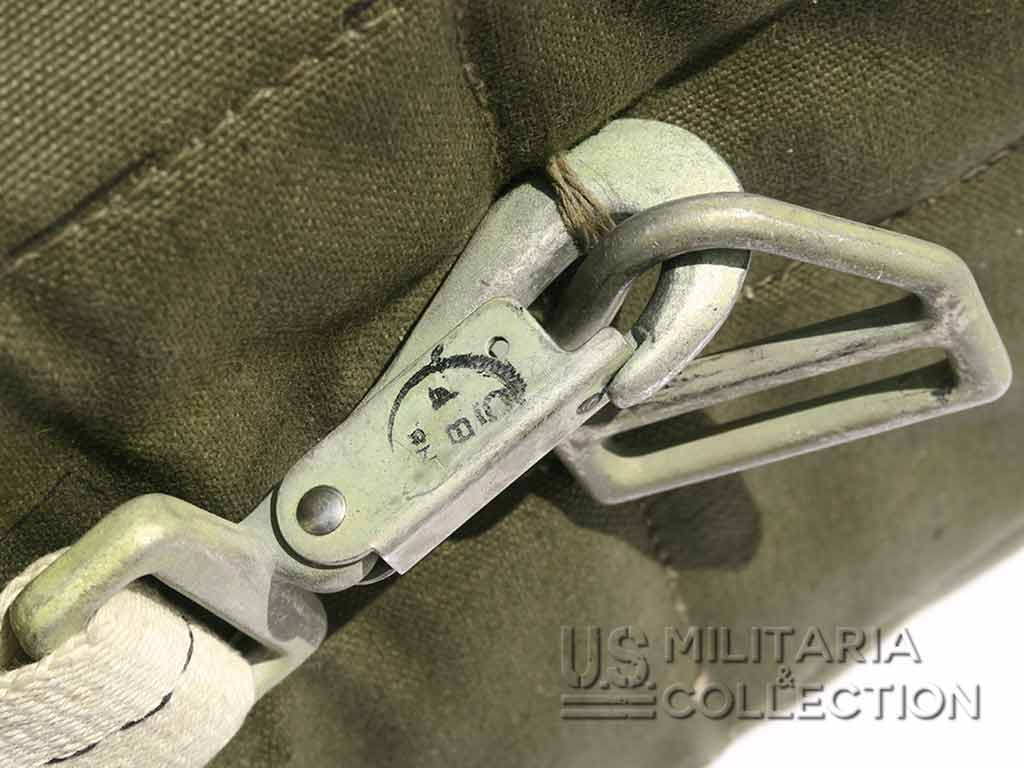 Housse de Saut Parachutiste, Griswold Bag 1944