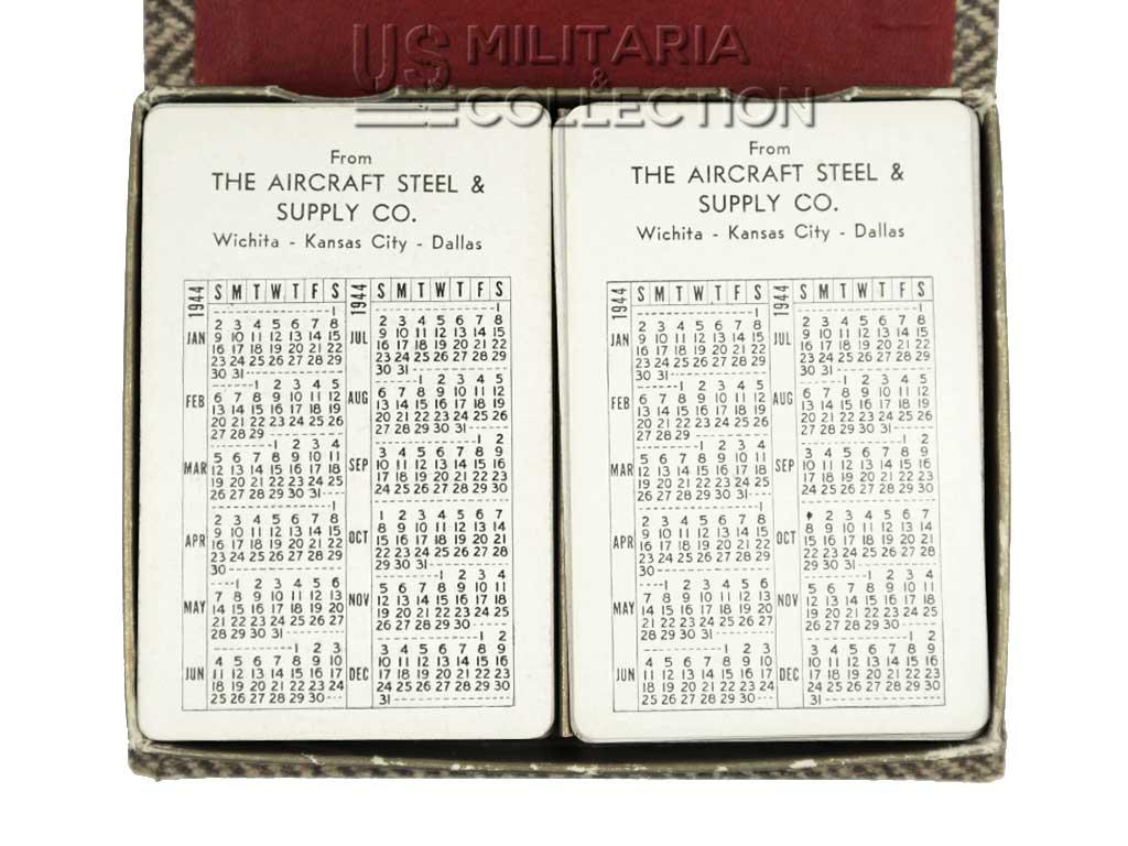 Jeu de Cartes 1944