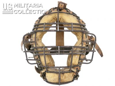 Masque de Baseball US NAVY, Goldsmith