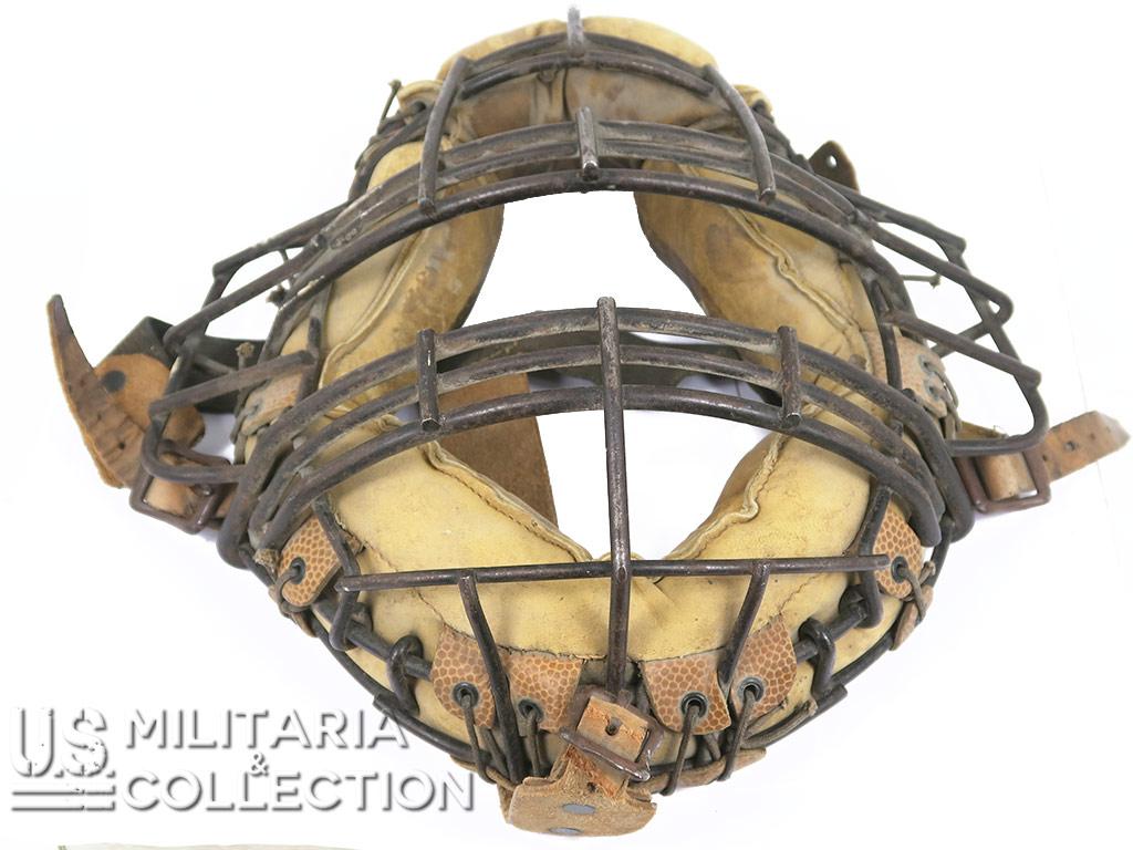 Masque de Baseball US NAVY, Goldsmith