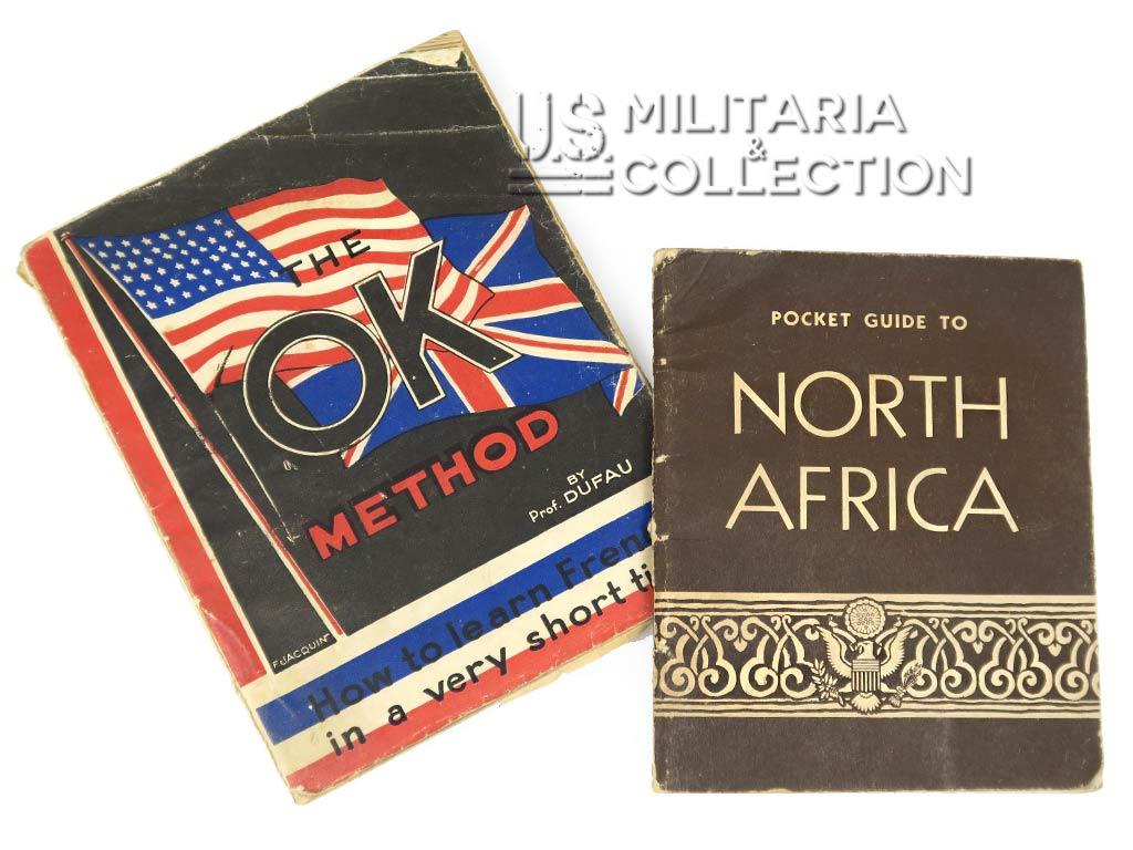 Guides de Poche Nominatifs US US Militaria & Collection