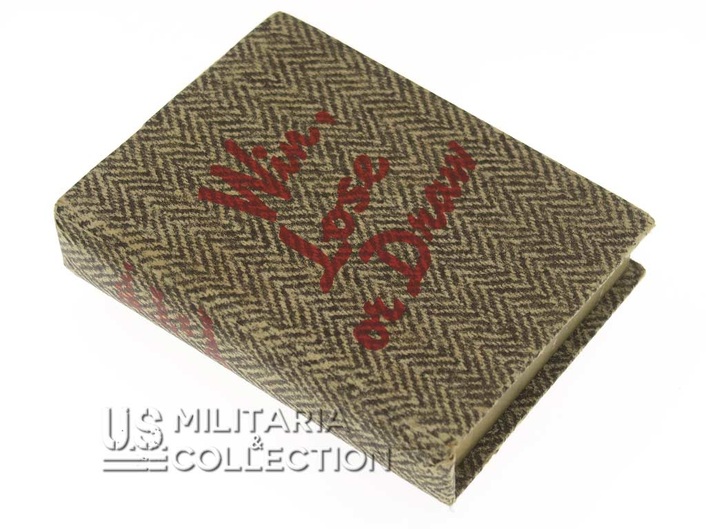 Jeu de Cartes 1943